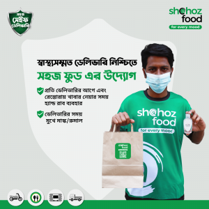 Foodman hygiene shohoz food Safe