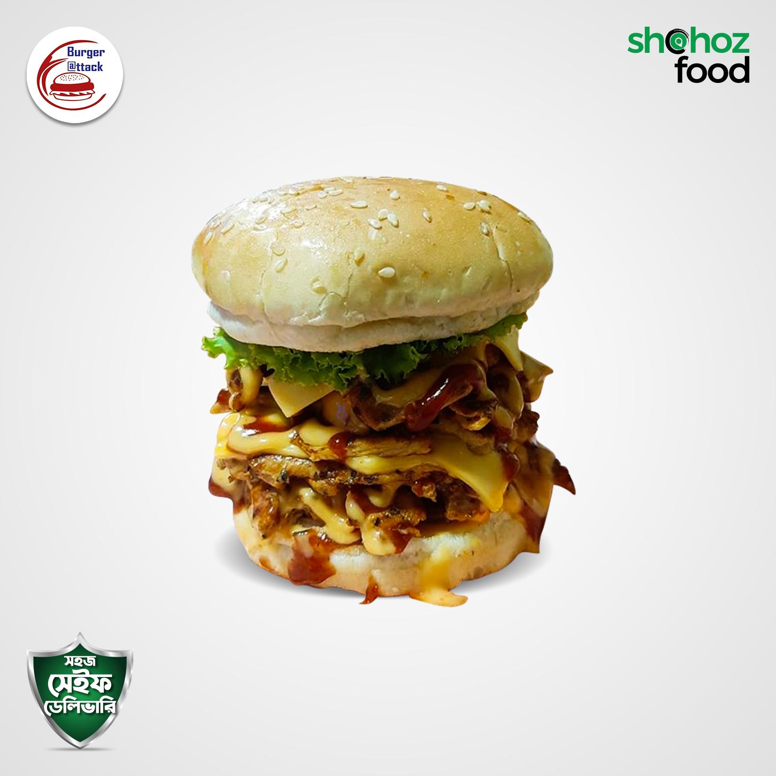 Burger Attack Restaurant Review