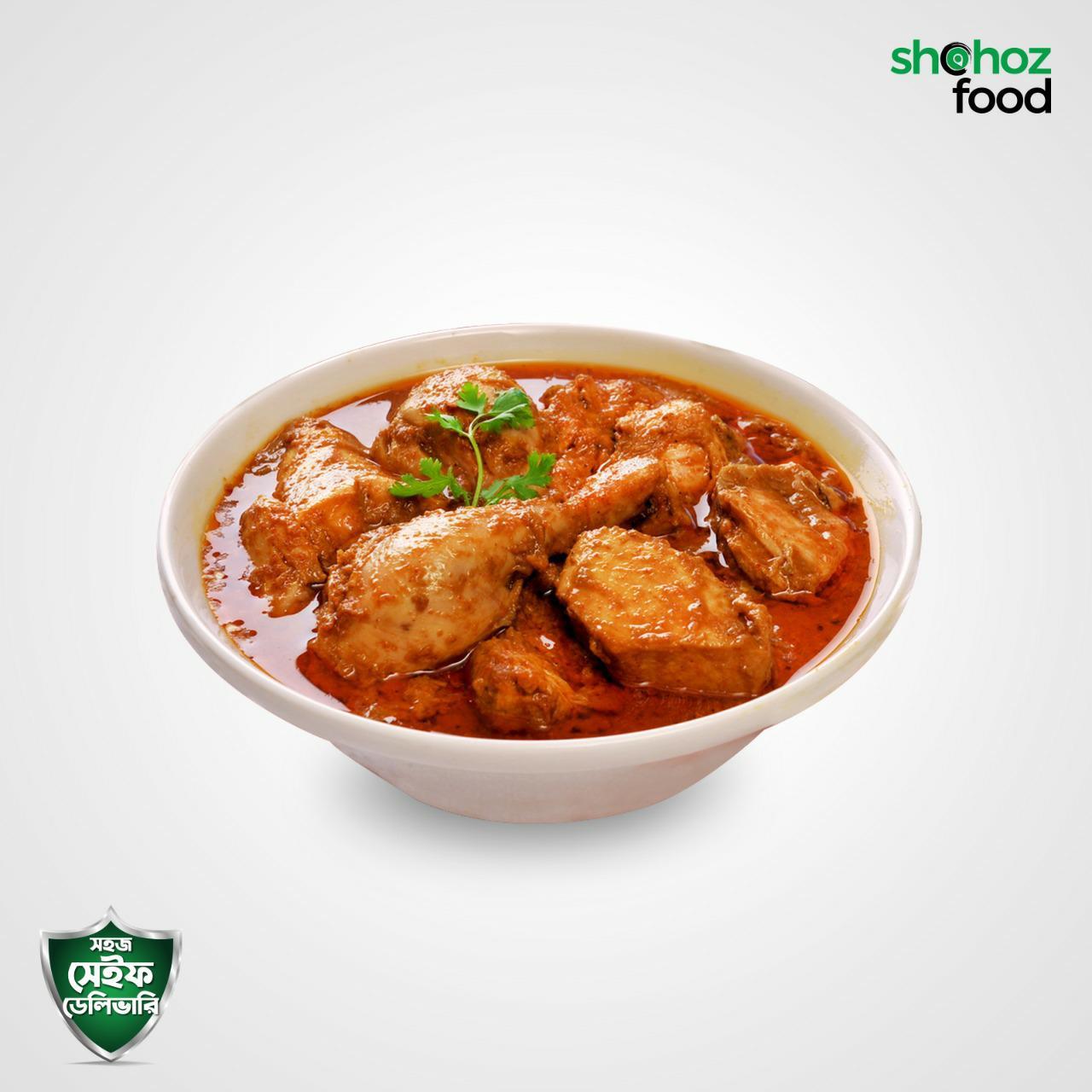 Chicken Jhal Fry Recipe