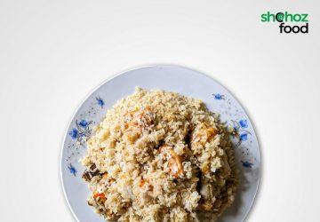 Chicken Tehari Recipe