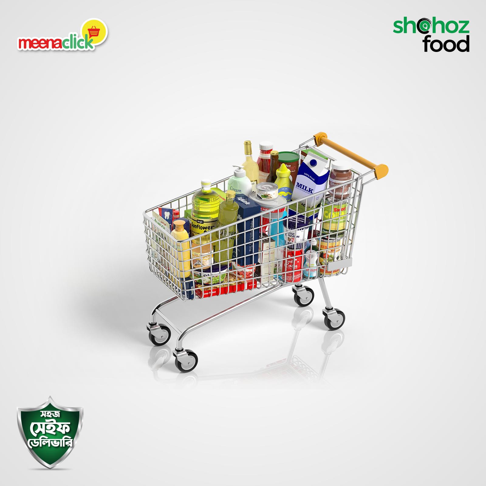 Meena Bazar Online Order – Shohoz Food