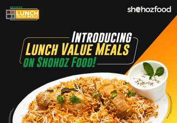 Lunch Value Meals on Shohoz Food