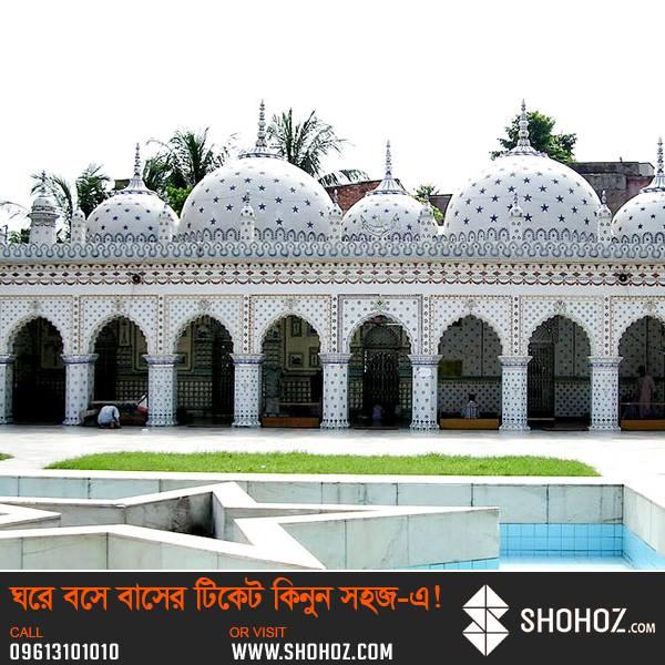 Tara Masjid in Old Dhaka