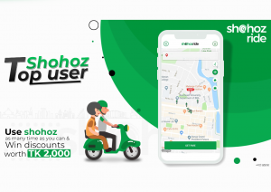 Shohoz Top User Contest